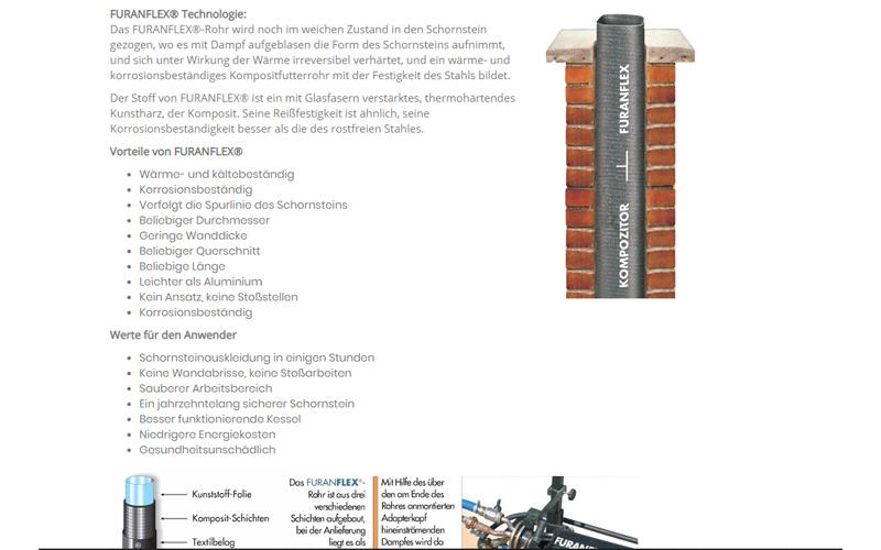 Furanflex - Vorteile mit KABE