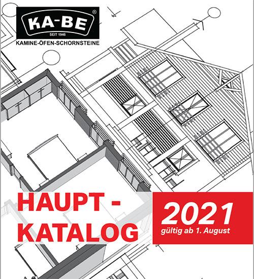 KABE Hauptkatalog Schornsteinbau 2021
